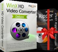 WinX HD Video Converter Deluxe Sale Coupon