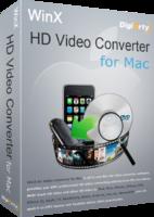 15 Percent – WinX HD Video Converter for Mac [Full License]