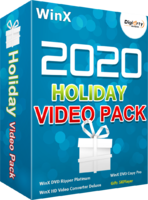 WinX Holiday Special Pack for 1 PC – Exclusive 15% Off Coupons