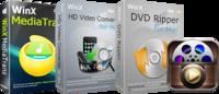 Exclusive WinX Media Management Bundle Coupon Sale