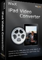 WinX iPad Video Converter – 15% Sale
