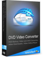 WonderFox Soft – WonderFox DVD Video Converter – Life-Time License Sale
