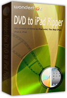 15% WonderFox DVD to iPad Ripper Coupons