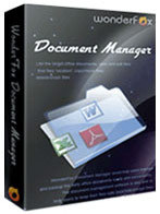 WonderFox Document Manager Coupon
