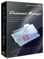 WonderFox Document Manager Coupon