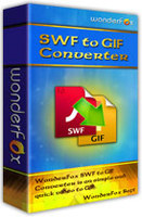 WonderFox SWF to GIF Converter – 15% Discount