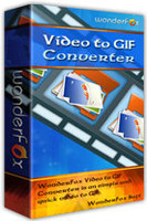15% – WonderFox Video to GIF Converter