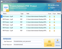 PDFConverters Wonderfulshare PDF Protect Coupon