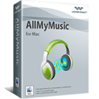 Wondershare AllMyMusic for Mac Coupon Code – 20% OFF
