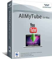 Wondershare AllMyTube for Mac Coupon Code