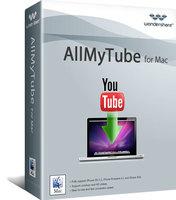 Wondershare AllMyTube for Mac Coupon Code