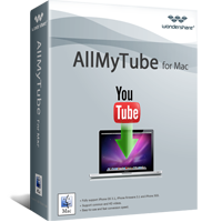 Wondershare AllMyTube for Mac Coupon Code – 30%