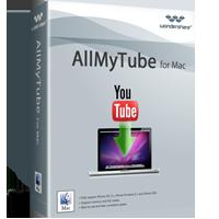 Wondershare AllMyTube for Mac Coupon Code – 30%