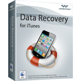 Wondershare Software Co. Ltd. – Wondershare Data Recovery for itunes Coupon Code