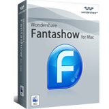 Exclusive Wondershare Fantashow for Mac Coupon Sale