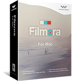 Special Wondershare Filmora(Video Editor) for Mac Coupon