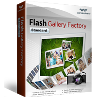 Wondershare Flash Gallery Factory Standard for Windows Coupon – 5%