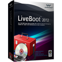 Wondershare LiveBoot 2012 for Windows Coupon – 5%