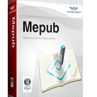 Wondershare MePub for Windows Coupon Code – 5% Off