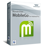 Unique Wondershare MobileGo for Android (Mac) Discount