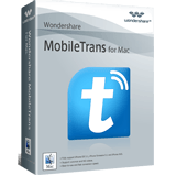 Wondershare MobileTrans for Mac One Year License Coupons
