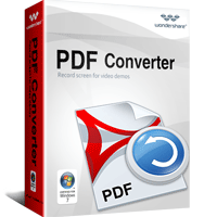 Wondershare PDF Converter for Windows (Lifetime) Coupon – 30%