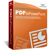 Special Wondershare PDF to PowerPoint Converter Coupons