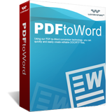 Wondershare PDF to Word Converter Coupon