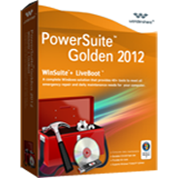 Wondershare PowerSuite Golden 2012 for Windows Coupon – 5%