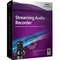 Wondershare Streaming Audio Recorder for Windows Coupon – 30% Off