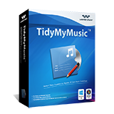 Amazing Wondershare Tidymymusic for Windows Discount