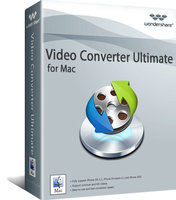 Wondershare Video Converter Ultimate for Mac Coupon