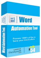Word Automation Tool – 15% Off