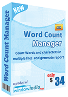 Window India – Word Count Manager Coupon
