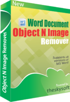 Word Document Object & Image Remover Coupon