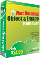 Word Document Object & Image Remover – Exclusive Coupon