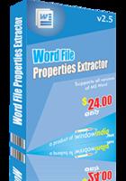 Premium Word File Properties Extractor Coupon Sale