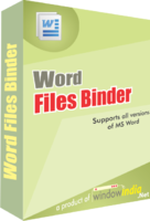 Window India Word Files Binder Coupon