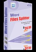 Window India Word Files Splitter Coupons