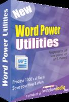 Word Power Utilities Coupons