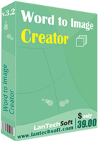 Word To Image Convertor Coupon