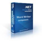 15% Word Writer .NET – Developer License Sale Coupon