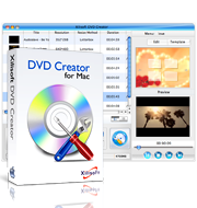 Xilisoft DVD Creator 6 for Mac Coupon – 20%