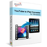 Xilisoft YouTube to iPad Converter Coupon – 20%
