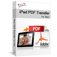 Xilisoft iPad PDF Transfer for Mac Coupon – 20%