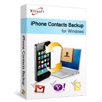 Xilisoft iPhone Contacts Backup Coupon Code – 20% OFF