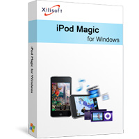 Xilisoft iPod Magic Coupon Code – 30%