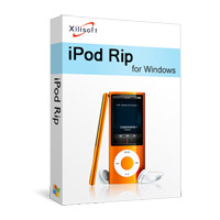 Xilisoft iPod Rip Coupon – 30%