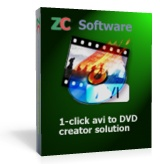 ZC AVI to DVD Creator – 15% Discount