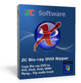 ZC Software – ZC Blu-ray DVD Ripper Coupon Code
